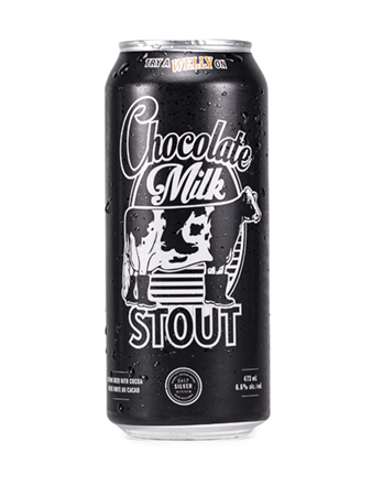 Chocolate Milk Stout can