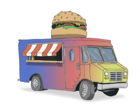 food trucks and pop ups!