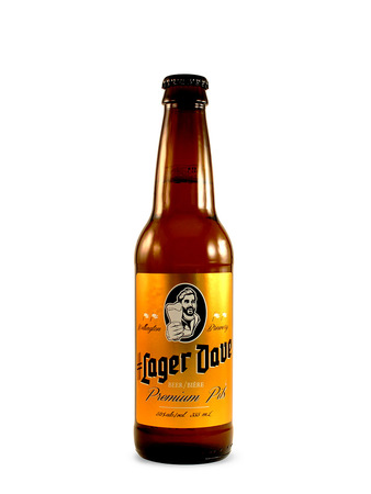 Lager Dave Pils 355mL bottle