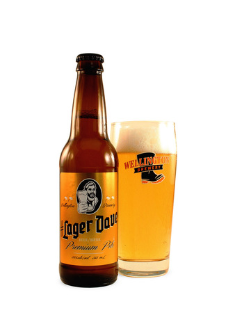 Lager Dave Pils product shot