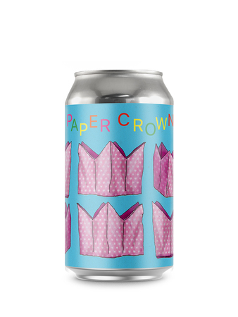 Paper Crown - Dry hopped Sour - Party Favours
