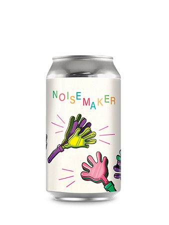 Party Favours - Noisemaker - Dry-hopped Sour