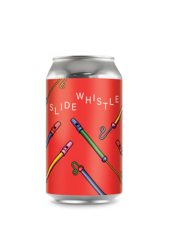 Party Favours - Slide Whistle - Mixed Berry Sour