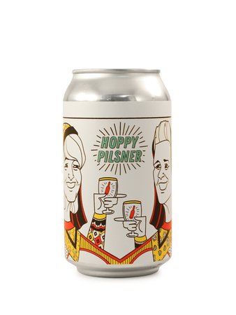 Queen of Craft - Dry Hopped pilsner - Can