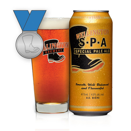 SPA special Pale ale wins silver