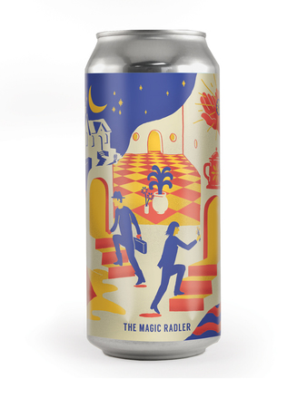 The Magic Radler can