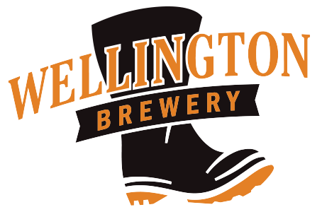 Wellington Brewery Boot Logo